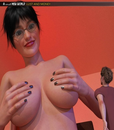 3D  Butre3004 - ASNW - Lust and Money