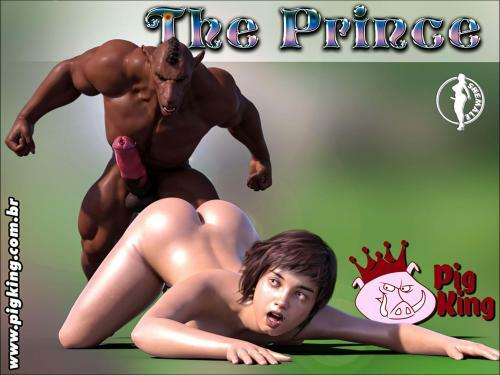 3D  The Prince 13 by PigKing