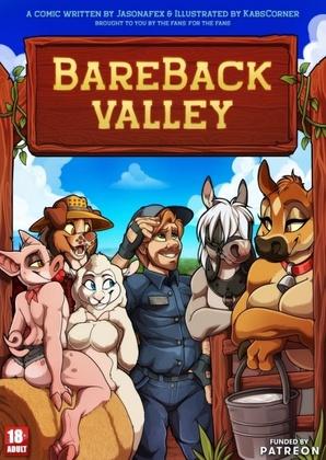 Kabier - BareBack Valley