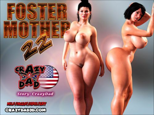 3D  Foster Mother 22 by Crazydad3d