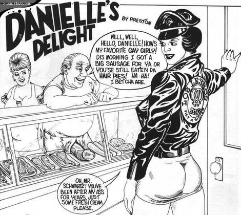 Preston - Danielle\'s Delight