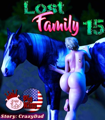 3D  Pigking - Lost Family 15