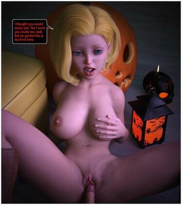 3D  Manual_Focus - On Camera 06 - Halloween