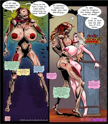 Complete Porn Comic Siterip: HorrorBabeCentral - Full Siterip