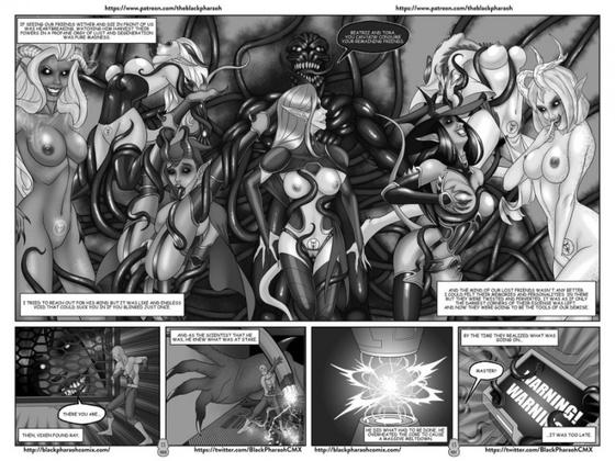 Black Pharaoh - JL Forsaken Souls