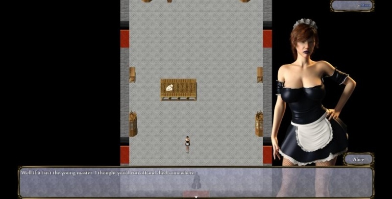 Porn Game: Monarch of Magic - Version 0.08 by Chaotic AsMe