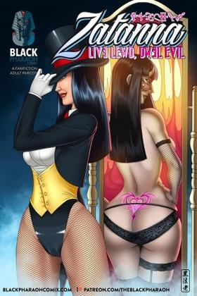 Black Pharaoh - Live Lewd, Dwel Evil