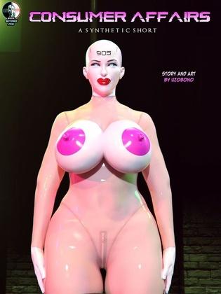 3D  Uzobono - Consumer Affairs - A Synthetic Short