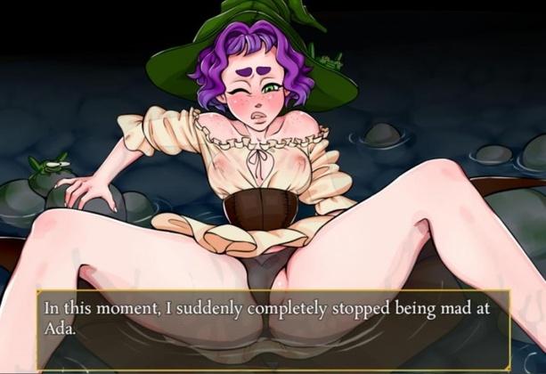Porn Game: Alvein v0.14b by Yni