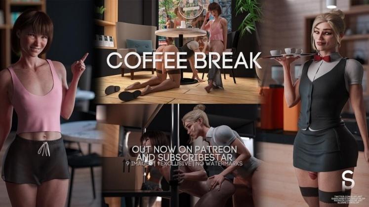 3D  SloP - Coffee Break