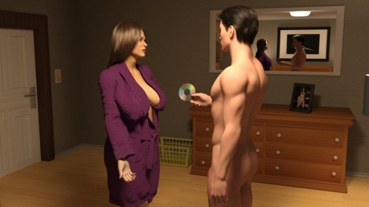 Porn Game: Blackmailing the Family - Version 0.06b + Walkthrough Mod + Save by Warped Minds Productions Win/Mac/Android