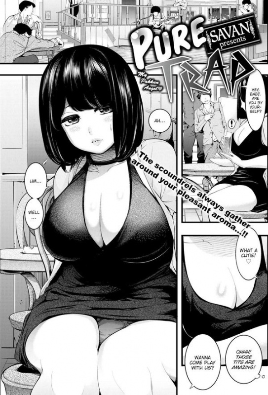 Hentai  SAVAN - Pure Trap