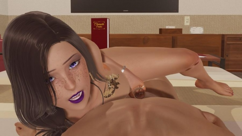 Porn Game: Coming Home is Never Easy Prologue Win/Mac by Caveboomer Productions