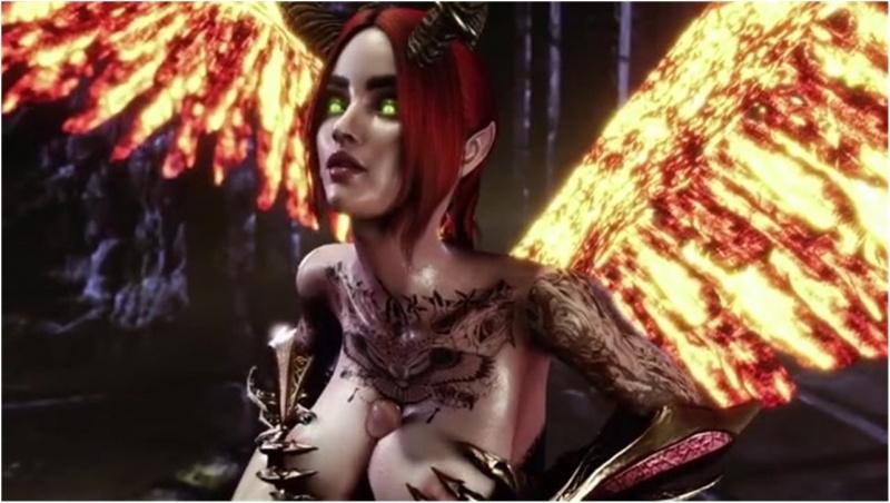 The Red Devil - Devil's Grip