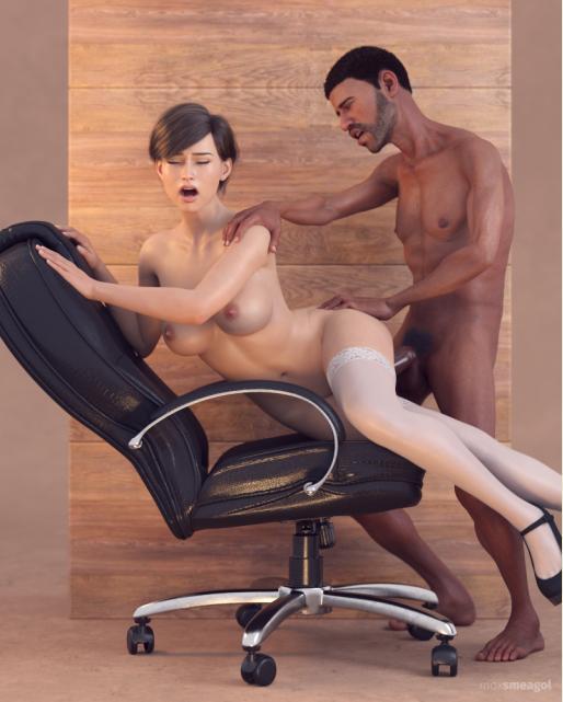 3D  Maxsmeagol – Erotic Artwork Collection