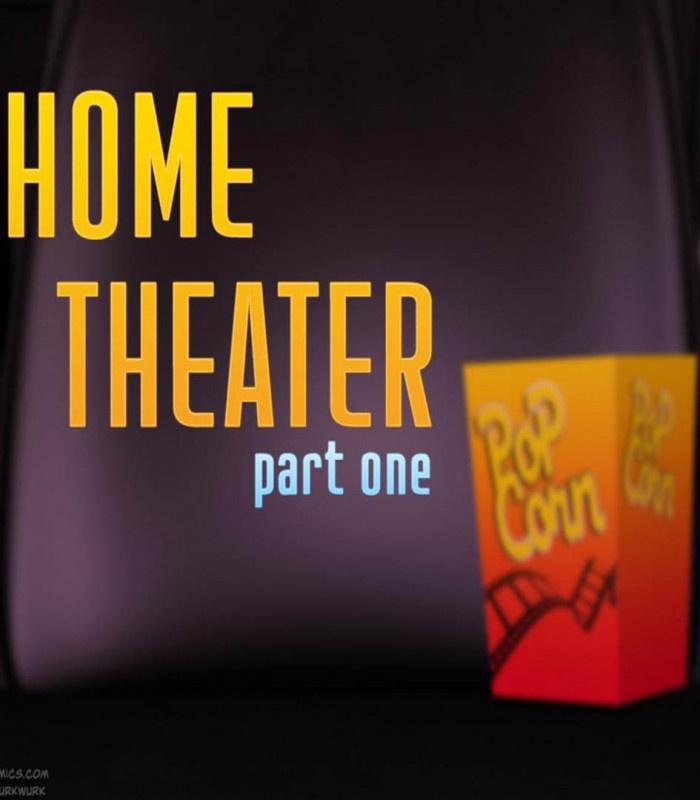 3D  SturkWurk - Home Theater