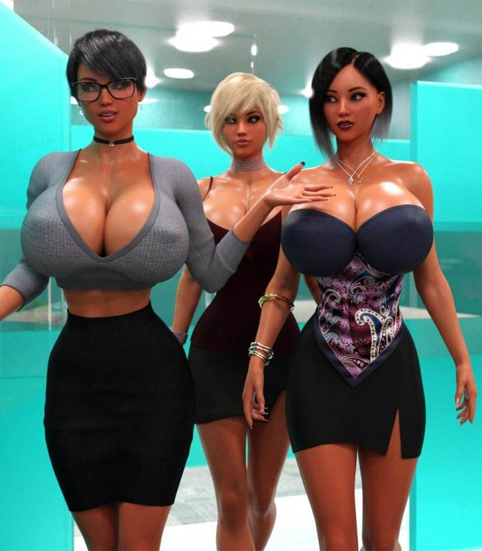 3D  Taziota - Secretaries