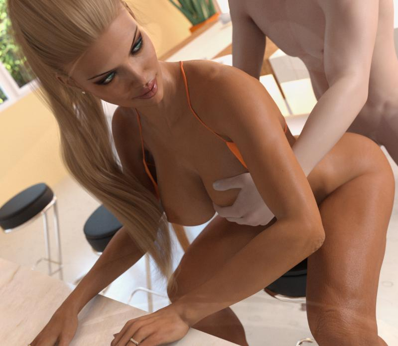 3D  Lewdlab - Dreams of Desire - Chapter 21 - Crush For My Aunt