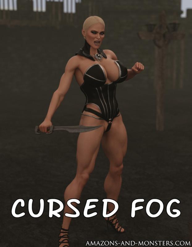 3D  AmazonsAndMonsters - Cursed Fog