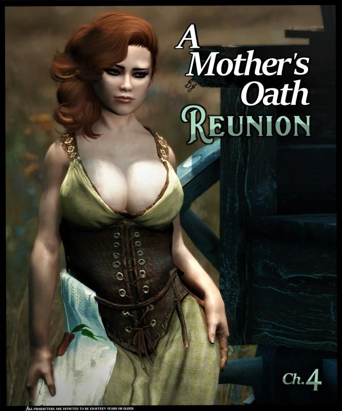 3D  Skcomics - A Mother\'s Oath - Chapter 4 - Reunion