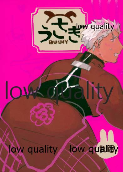 (C97) [Karmin (Hozumi)] Usagi - BUNNY (Fate/Grand Order)