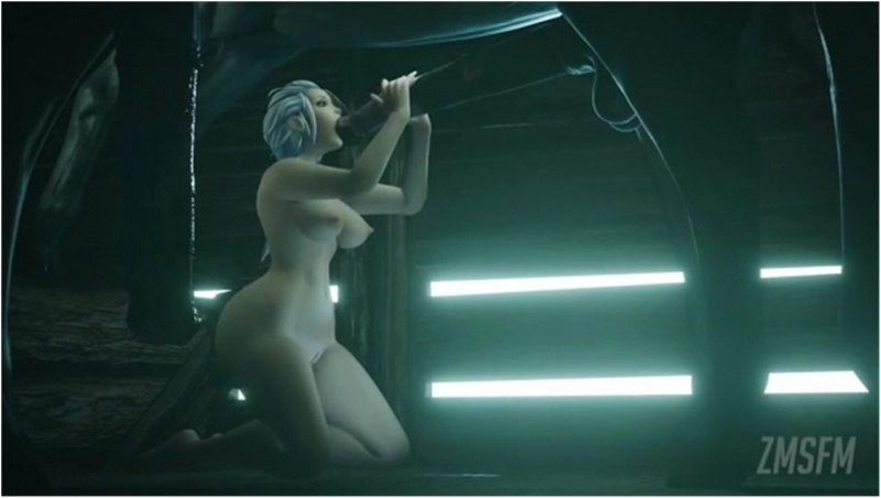 Jaina Lick Horse Cock (Standart | Nude) [Zmsfm]