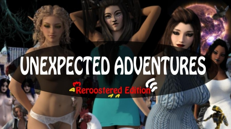 Porn Game: Unexpected Adventures ReRoostered Edition Update 1 by Mad Coop