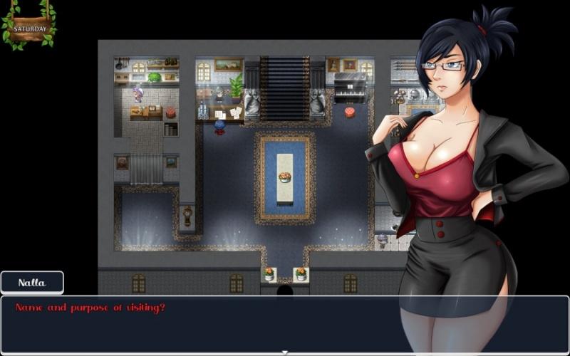 Porn Game: CataclyZm 0.0.01 by AmorousDezign
