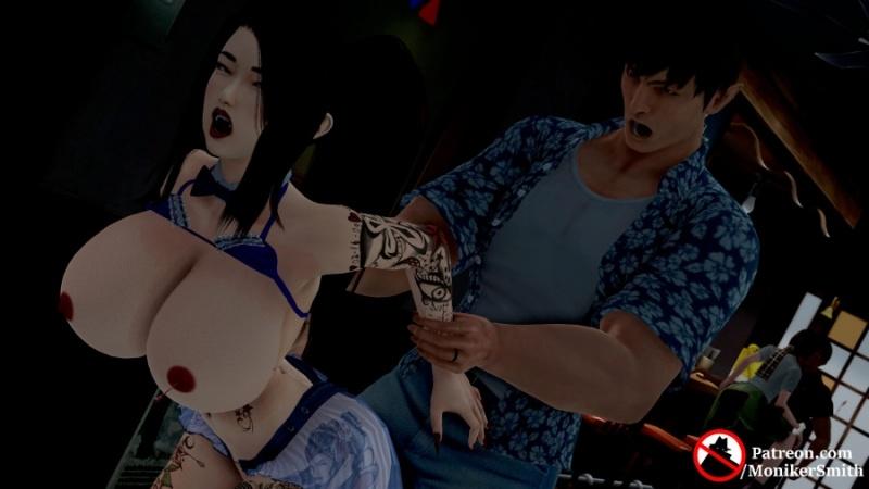 Porn Game: Moniker Smith - Moniker Smith\'s Bloodlines Version 0.20 Heavy
