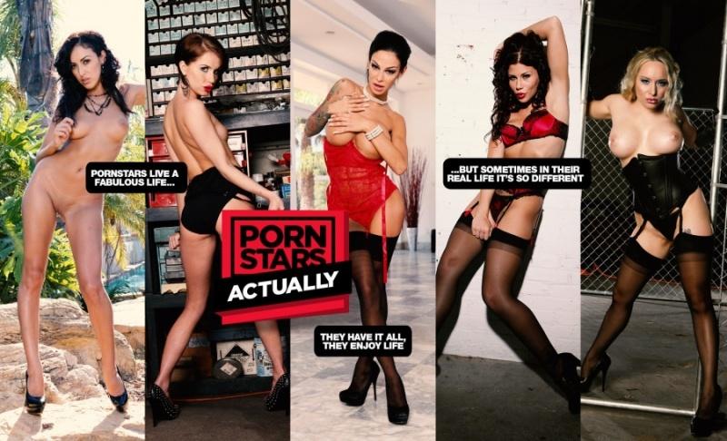Porn Game: Pornstars Actually by Lifeselector