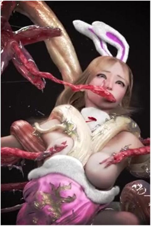 Bunny Parasite 2 [a third dimension]