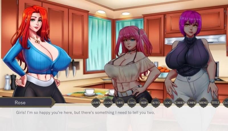 Porn Game: Team SinTaRa - Garden of Eden Version 0.2