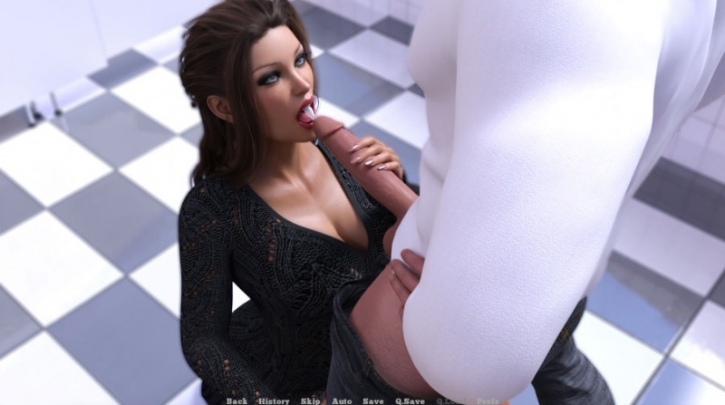 Porn Game: Victoria in Big City Version 0.29 by Groovers Games