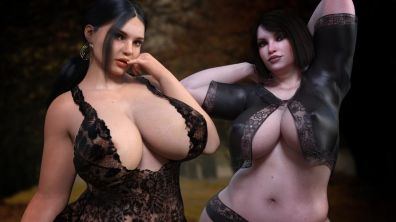 Porn Game: Curvy Cougars Street Version 1.6 by CHAIXAS-GAMES