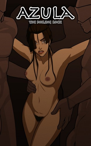 Avatar - Azula in the Boiling Rock