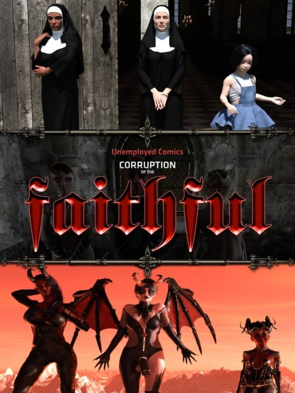 3D  Unemployed - Corruption of the Faithful