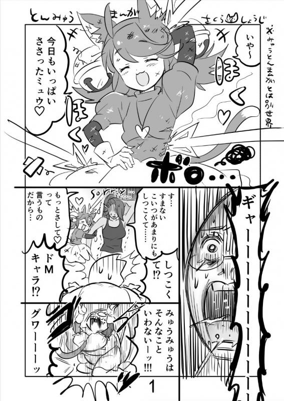 [Sakura Syoji] 😼 Ton Myuu Manga (R18)