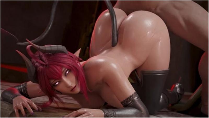 Daemon Girl Doggy [Akiyamaryo]