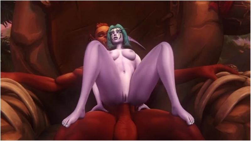 Riding the Throne [SpluckyTama]