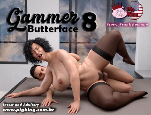 3D  CrazyDad3D - PigKing - Gammer 08 - Butterface