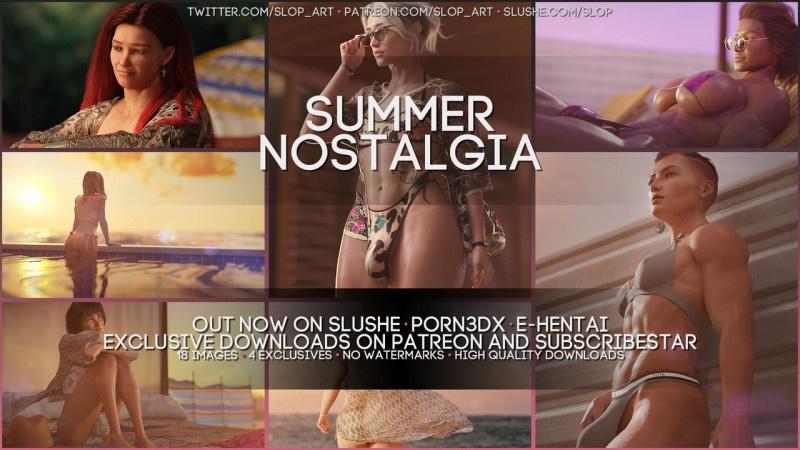 3D  SloP - Summer Nostalgia
