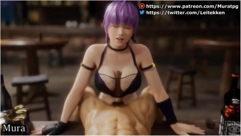 Ayane's boob job