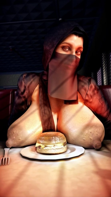 3D  Sexy Busty babes in artwork collection by LifeDiagnosis