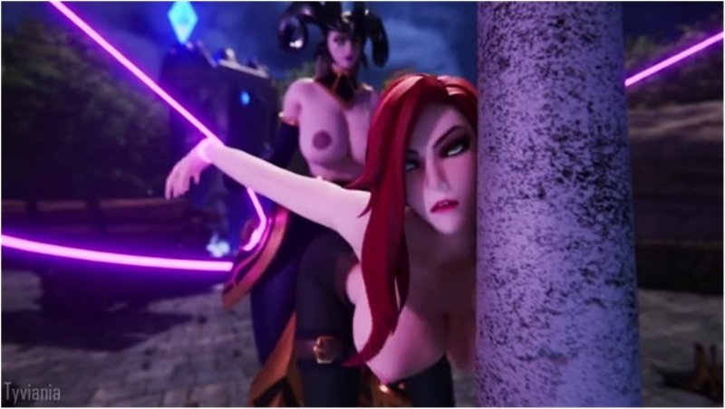 Camille fucking Miss Fortune