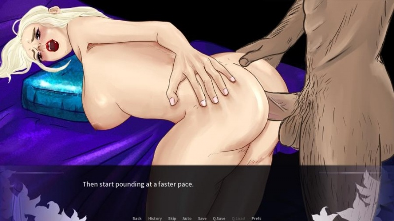Porn Game: Trick Or Dick v0.4 by Pearl Necklace Productions