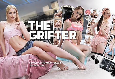Porn Game: The Grifter by LifeSelector