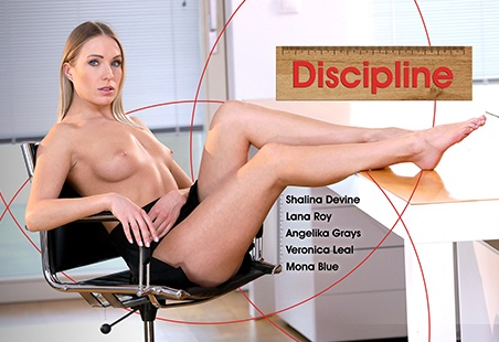 Porn Game: Naughty College – Discipline by LifeSelector