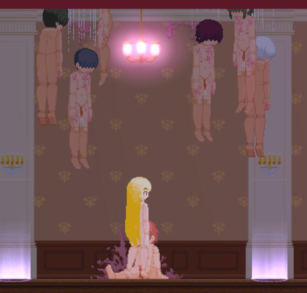 Porn Game: Castle of Temptation v0.3.2a by Poring