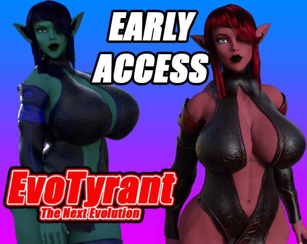 Porn Game: EvoTyrant Version 0.2 by Frostcano Games