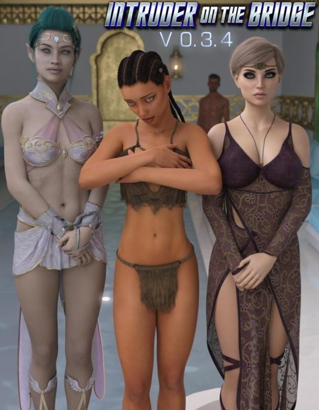 Porn Game: Drunk Robot - Intruder on the Bridge Version 0.4.3